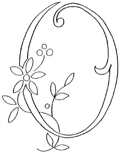 monograms  hand embroidery letters    needlenthreadcom