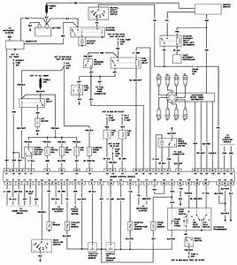 92 Cadillac Fleetwood Wiring Diagram