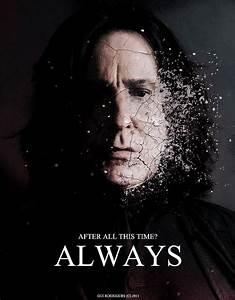 Good Guy Snape - image #1096684 by awesomeguy on Favim.com