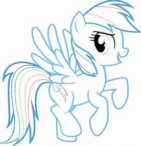 Fun  U0026 Learn   Free Worksheets For Kid  Rainbow Dash