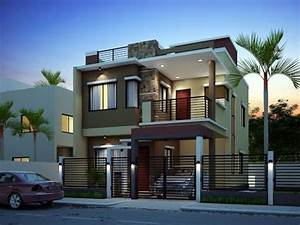 modern house exterior wall painting home design ideas ...