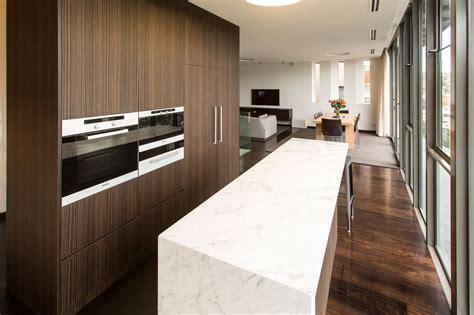 Miele Kitchen Cabinets by Calacatta Custom Kitchen Cabinets Modern
