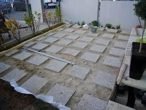 Pose Terrasse Composite Sur Dalle Beton : pose terrasse composite leroy merlin video ~ Carolinahurricanesstore.com Idées de Décoration