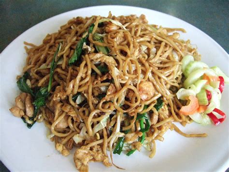 Mie Goreng Recipe (indonesian Stirfried Noodles With