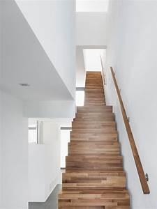 Handlauf Für Treppe : treppe handlauf holz eckig wohn design ~ Markanthonyermac.com Haus und Dekorationen