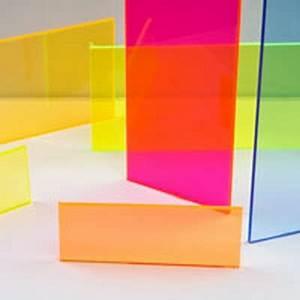 Acrylic Fluorescent Sheeting