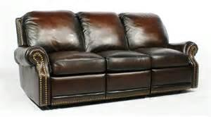 reclining sofa plushemisphere and stylish reclining leather sofas