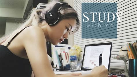 Study With Me  같이 공부해요 Youtube