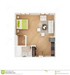 Top Photos Ideas For Small House Drawing by Studio Apartment Floor Plan Isolated On White Stock