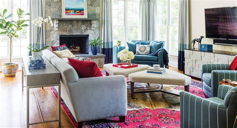 Family Friendly And Colorful by Tour This Colorful And Family Friendly Redesigned Home