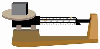Clipart Balance Weight Gram Measuring Mass Beam