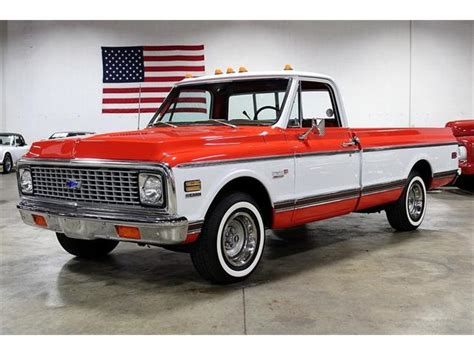 Chevy Dealership Cheyenne by 1972 Chevrolet Cheyenne For Sale On Classiccars