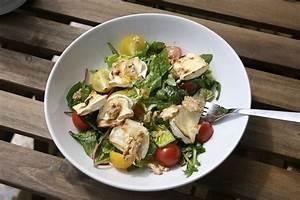 Salat Mit Ziegenkäse Und Honig : f r alle die salat gerne s m gen salat mit ziegenk se ~ Lizthompson.info Haus und Dekorationen