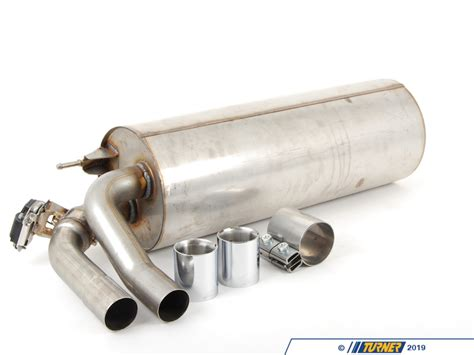 performance exhaust     turner motorsport