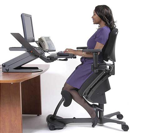 kneeling office chair decobizz