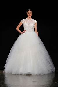 3407 wedding dress by lazaro spring 2014 bridal onewedcom With lazaro wedding dresses website