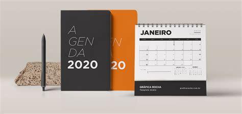 template gratis de agenda calendario grafica rocha