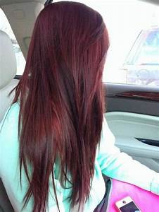Acheter Coloration Rouge Framboise : 1001 id es pour obtenir la couleur de cheveux rouge bordeaux ~ Melissatoandfro.com Idées de Décoration