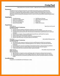 computer repair technician resume 09 06 2016 chevrolet With fix my resume services