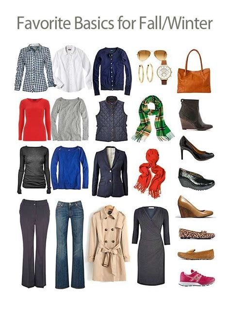 Favorite Wardrobe Essentials For Fall And Winter Fall