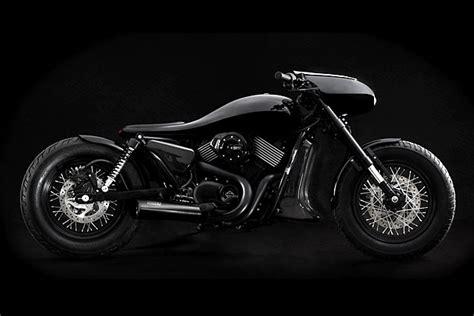 Bobber Fett. Bandit9 Goes Sci-fi On Harley's Street 750