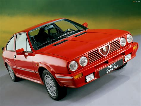 Alfa Romeo Sprint 1.5 Quadrifoglio Verde Grand Prix 902 ...
