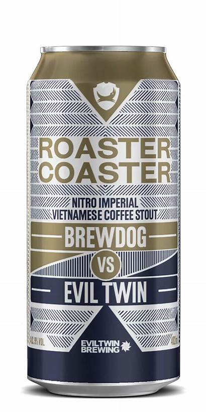 Roaster Coaster Brewdog Evil Twin