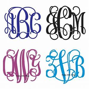 monograms letters free clip art 59 With photo monogram letter