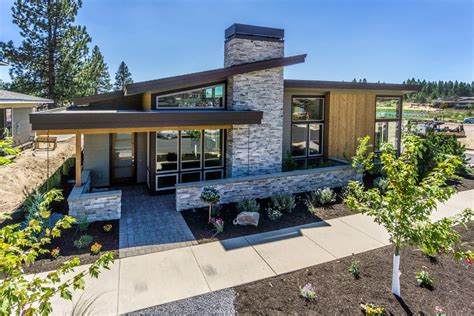 Midcentury Modern House Plans  Time To Build