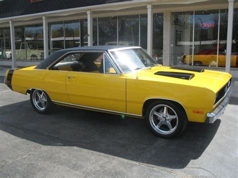 plymouth scamp mopars american muscle cars