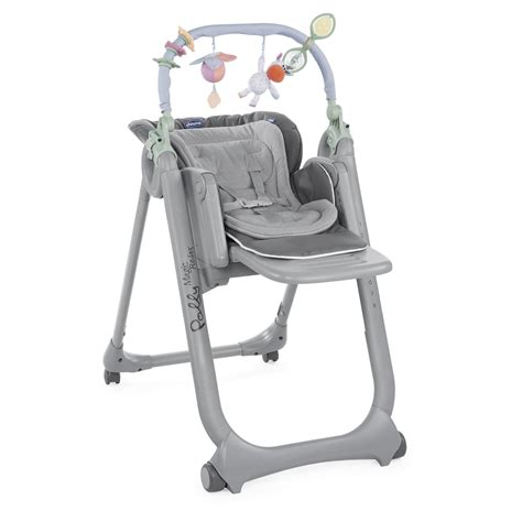 chicco highchair polly magic relax 2018 anthracite buy