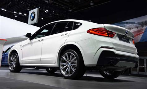 bmw  mi arrives   sporty suv   hp