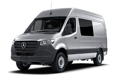 But what never changed was that we wanted a platform that had enough storage space. The 2020 Mercedes-Benz Sprinter 4x4 Passenger Van - Mercedes-Benz-Vans.ca