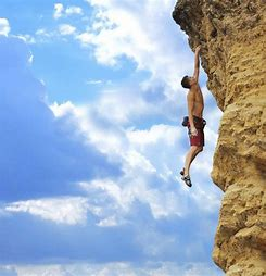 Free Picture Climbing Rock Climber
