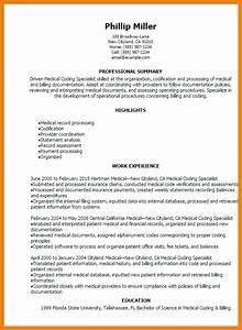 Medical Billing Manager Resume 5 Medical Billing And Coding Resume Sample Sample