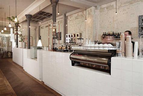 coutume interior design cafe  cut architectures