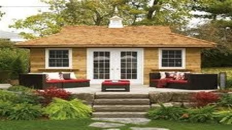 Small Backyard Guest House Ideas Mother In Law Backyard