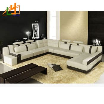 Sofa Sets For Drawing Room by European Style 8 Seater Sectional U Shaped Drawing Room