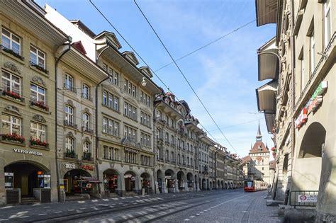 Popupstores Im Berner Kaiserhaus  Immobilien Business