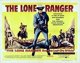 The Lone Ranger and the Lost City of Gold / Le justicier ...
