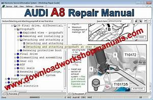 Audi A8 Workshop Repair Manual