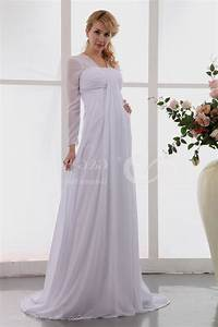 empire waist wedding dress with sleeves naf dresses With long sleeve empire waist wedding dress