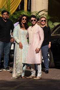 Priyanka Chopra and Nick Jonas - Wedding Celebrations in ...