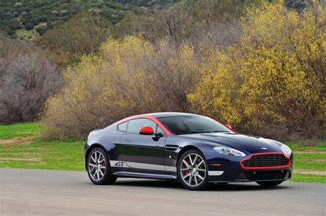Aston Martin Vantage Gt8 Revealed With Lemans Looks