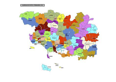 bureaux de vote pour les primaires citoyennes dans le