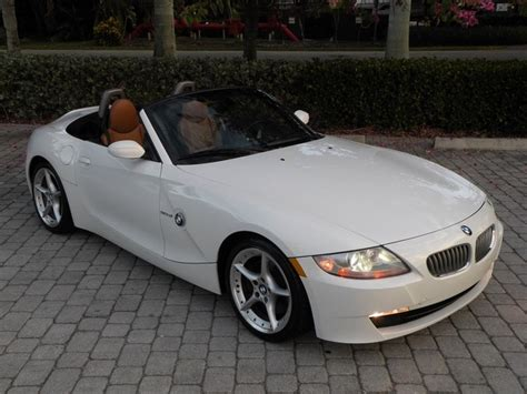 2008 Bmw Z4 30si Roadster Fort Myers Florida For Sale In