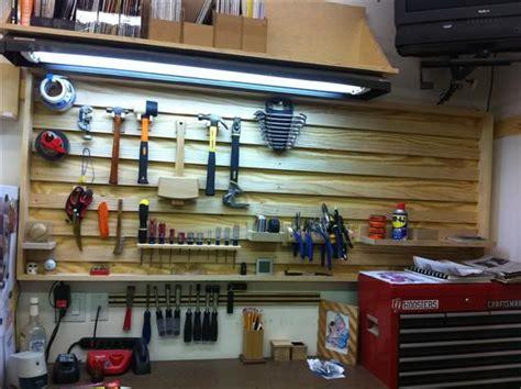 evolution   shop  tool board  workbench
