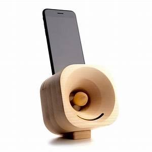 Amplificateur De Son : amplificateur de son en bois pour t l phone 25 models ~ Melissatoandfro.com Idées de Décoration