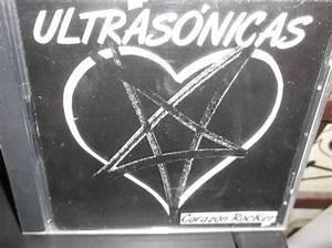 Ultrasonicas Corazon Rocker Cd Sellado - $ 299.00 en ...