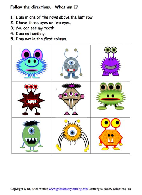 In working through the eight steps provided on this worksheet, the client will learn. Cognitive Exercises Solve Reading and Math Difficulties